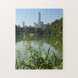 Puzzle de photo de New York City NYC de lac