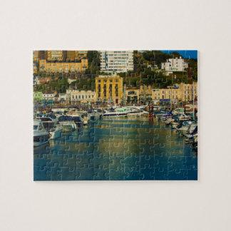 Puzzle de port