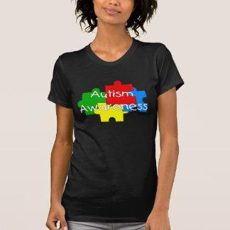 Puzzle de sensibilisation sur l'autisme (tee - t-shirt