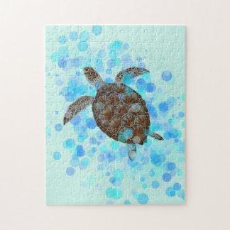 Puzzle de tortue de mer