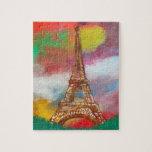 Puzzle de Tour Eiffel