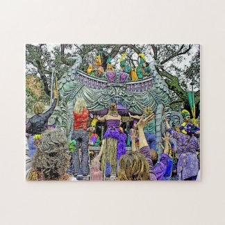 Puzzle Défilé de mardi gras de la Nouvelle-Orléans