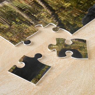 Puzzle Des banques de la rivière de ressortissant de