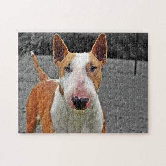 Puzzle - Design Bull Terrier