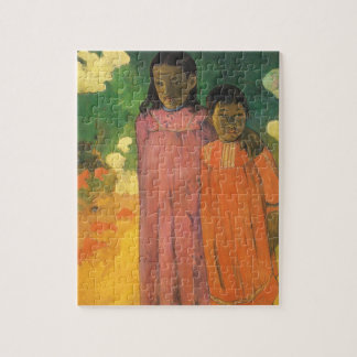 Puzzle Deux soeurs par Paul Gauguin, impressionisme