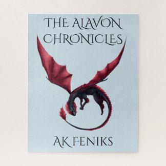Puzzle d'Ouroboros de dragon d'Alavon