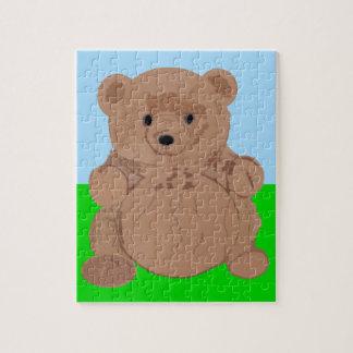 Puzzle d'ours de Wes T