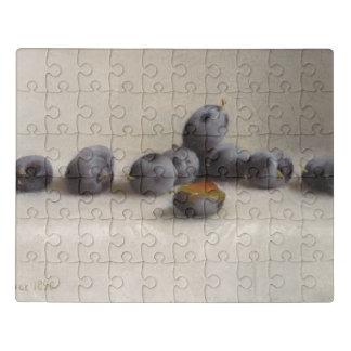 Puzzle Douze prunes