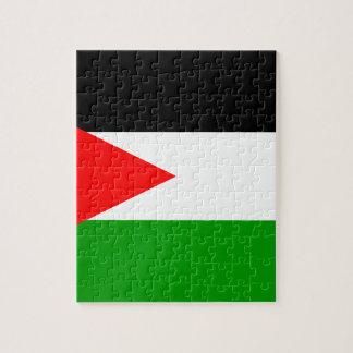 Puzzle Drapeau du pays de la Jordanie