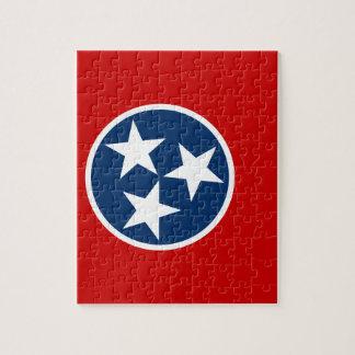 Puzzle Drapeau du Tennessee