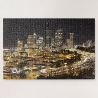 Puzzle du centre de Seattle