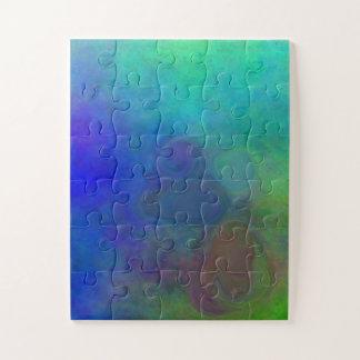Puzzle E.G.A.D.S. - Je vois la mousse