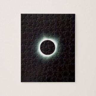 Puzzle Éclipse 2017 solaire totale