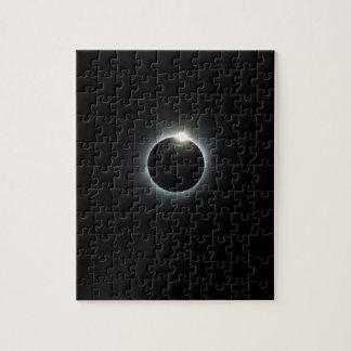 Puzzle Éclipse solaire 2017