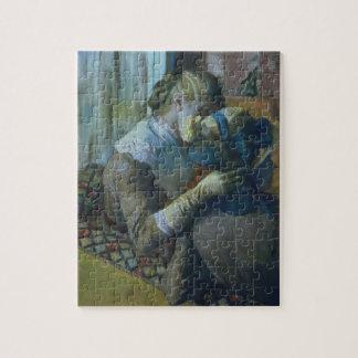Puzzle Edgar Degas | deux femmes