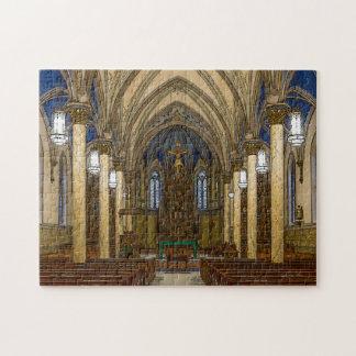 Puzzle Église catholique de St Peter Painterly