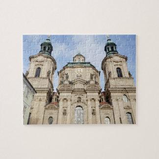 Puzzle Église de photo de souvenir de Nicholas Prague de