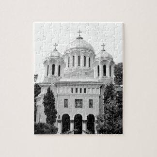 Puzzle Église orthodoxe
