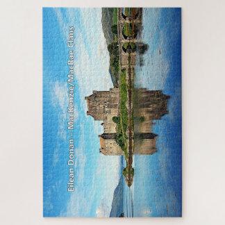Puzzle Eilean Donan - Mackenzie/MacRae