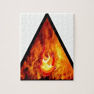 Puzzle Énergie de flamme