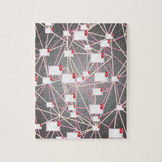 Puzzle enveloppes