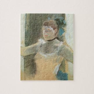 Puzzle Étude pour le buste d'un danseur par Edgar Degas