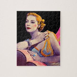 Puzzle femme fascinante à partir de 1937
