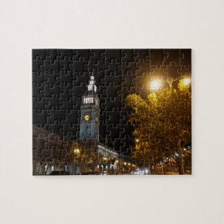 Puzzle Ferry de San Francisco établissant la casse-tête