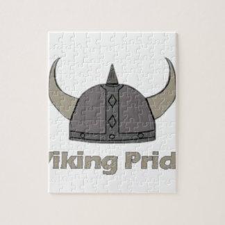 Puzzle Fierté de Viking
