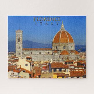 Puzzle Florence - Santa Maria del Fiore