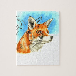 Puzzle foxyfoxiness