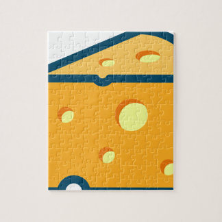 Puzzle Fromage suisse