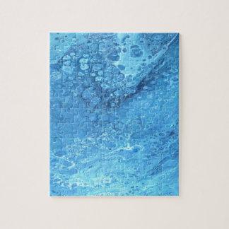 Puzzle Galaxie bleue