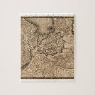 Puzzle Genève Suisse 1773
