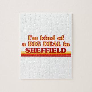 Puzzle Genre d'I´m d'affaire à Sheffield