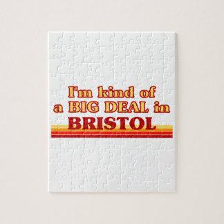 Puzzle Genre d'I´m d'affaire dans Bristol