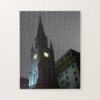Puzzle gothique d'église