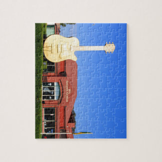Puzzle Grande guitare d'or, Tamworth, Australie