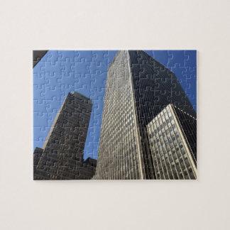 Puzzle Gratte-ciel NYC de Midtown Manhattan New York City