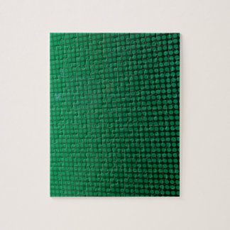 Puzzle green halo
