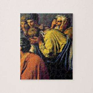 Puzzle groupe de gens antiques