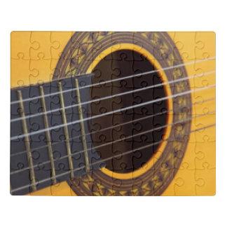 Puzzle Guitare acoustique
