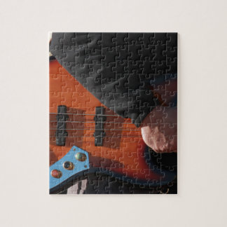 Puzzle Guitare basse