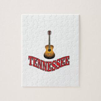 Puzzle Guitare du Tennessee