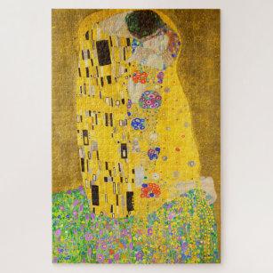 Puzzle Gustav Klimt Le Beau Art Du Baiser
