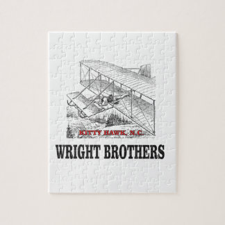 Puzzle histoire de frère de wright