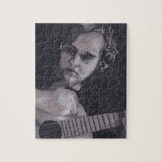 Puzzle Homme à la guitare