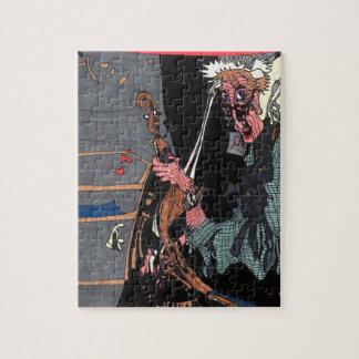 Puzzle Homme de musique