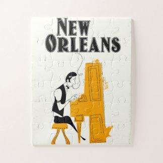 Puzzle Honky Tonk de la Nouvelle-Orléans
