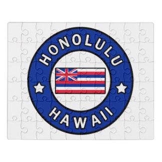Puzzle Honolulu Hawaï